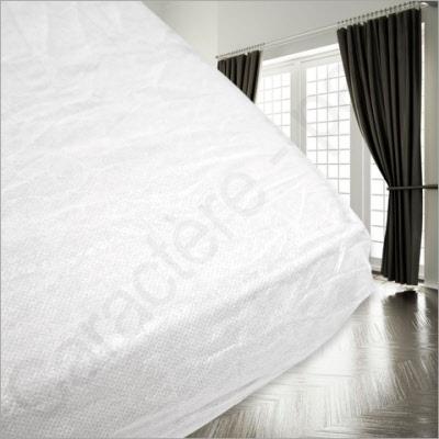 drap housse jetable al se non imperm able. Black Bedroom Furniture Sets. Home Design Ideas