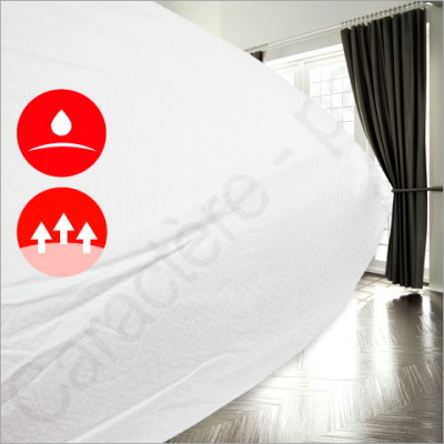 protege matelas jetable housse imperm able non imperm able r novateur de matelas. Black Bedroom Furniture Sets. Home Design Ideas