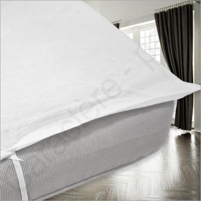Protection matelas plateau non imperm able lot de 100 pi ces lit de 70 80 90 ou 140 cm - Matelas neuf qui sent mauvais ...